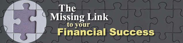 financial success missing link